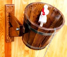 Как сделать функциональное обливное устройство для бани: народные секреты и технологии