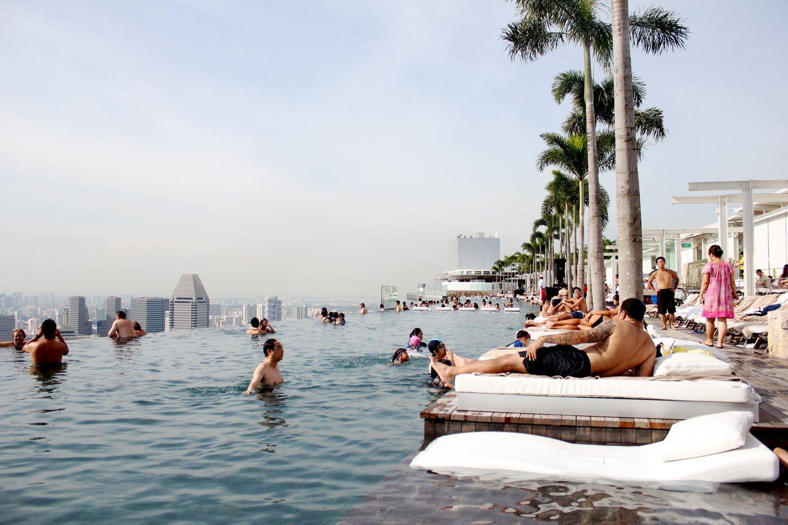 сингапур фото пляжей и отелей